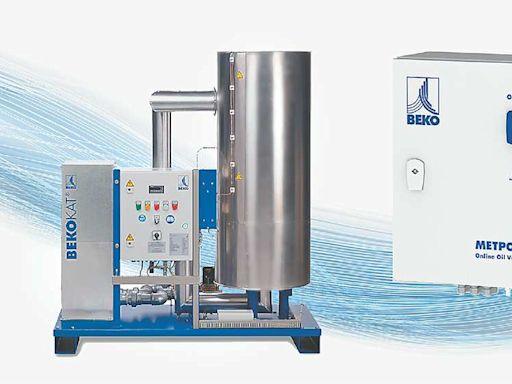 貝克歐引進德國高壓空氣系統 - B8 產業資訊 - 20210913 - 工商時報
