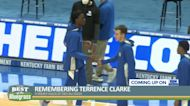 Big Blue Nation mourns Terrence Clarke's death