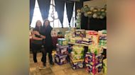 Mom honors late daughter's birthday by hosting a diaper drive