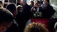 Serbia Returns Seven War Victims Found in Mass Grave to Kosovo