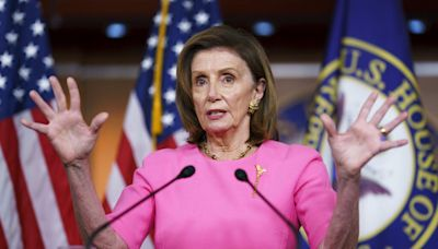 Pelosi says House will vote on spending package despite liberals' concerns
