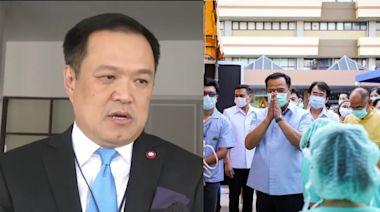 一文認識泰國衛生部長阿努廷 億萬富豪投身疫情前線指揮官 - 四方報
