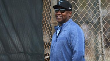 Jeter, Marlins part ways with Michael Hill after 19 seasons