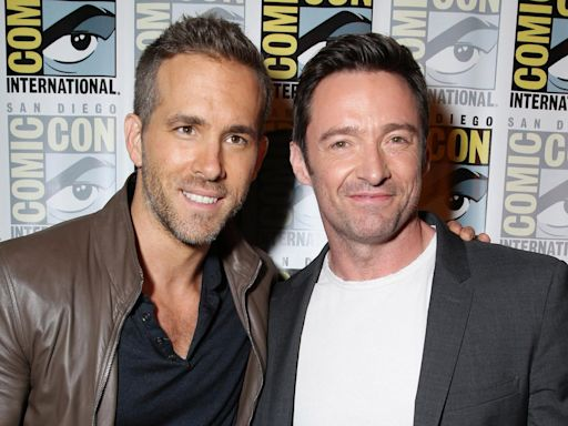 Ryan Reynolds and Hugh Jackman have been in a 'feud' since 2009. Here's a timeline of their friendship.