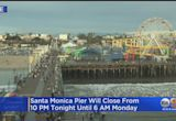 Santa Monica Pier Closing During New Year's Weekend To Help Slow Spread Of COVID-19