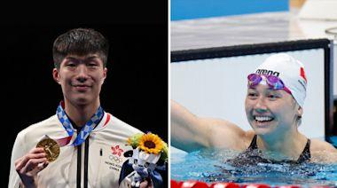 香港奪兩獎牌 沒有祖國,也可衝出國際(圖) - 李懷橘 - 時事追蹤