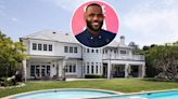 LeBron James Just Unloaded One of His 3 LA Mansions for $19.6 Million
