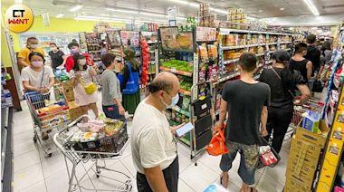 三級警戒民眾減少外出 百貨公司、服飾業最受傷 網購、超市逆勢成長
