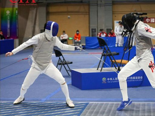 全運會 香港男子花劍隊團體賽摘銅 女團第4名仍創歷來最佳成績