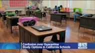 School Districts Struggling To Find Alternative Education Options For Quarantined Students