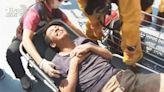 屏安醫院副院長獲救 靠喝水、尿山中度過10天