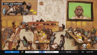 Judge Begins Charging Jury In R. Kelly Trial