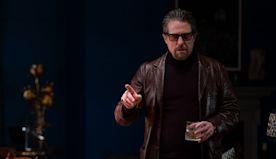 Hugh Grant on going dark for 'The Gentlemen' and if 'Paddington 2' villain will return (exclusive)