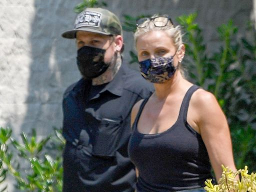 Cameron Diaz and Benji Madden Buy $14.7 Million House in Beverly Hills