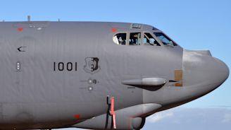 The U.S. Air Force in 2030: 80-Year-Old B-52s and New B-21 Stealth Bombers?