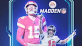 Patrick Mahomes and Tom Brady will grace cover of Madden 22 'MVP Edition'