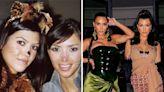 Kim & Kourtney Kardashian look unrecognizable in Halloween throwback photo