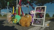 Residents Hold Vigil For Two Children Found Dead In Aunt's Trunk