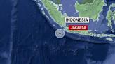 印尼爪哇島外海規模6.9強震 發布海嘯警報