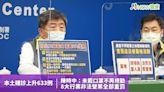 本土確診上升633例 陳時中:未戴口罩不再規勸直接罰