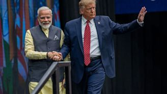 Trump Can Expect a Warm Welcome in India, but Other U.S. Leaders Got Chillier Receptions
