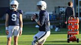 BlueWhiteIllustrated - PSU QB Sean Clifford could play Saturday; Lions practice notes: Newsstand