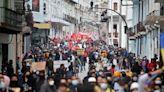 En Ecuador, protestas contra Guillermo Lasso terminan en violencia