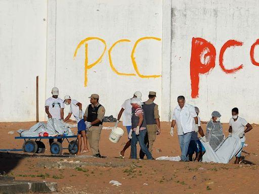 PCC: El mayor grupo criminal de Brasil amenaza a la región - La Tercera