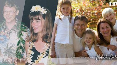 Bill Gates離婚:與世界首富平起平坐的女人是怎樣?關於前妻Melinda Gates的5件事!