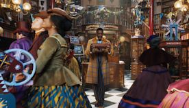 Costume Designer Michael Wilkinson Shares 'Afro-Victorian' Vision of 'Jingle Jangle: A Christmas Journey'