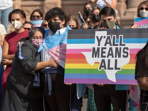 Texas is the latest state to pass law restricting transgender students' participation in school sports