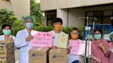 侯昌明、曾雅蘭捐2台救命神器! 為「施打好心肝疫苗」再次道歉