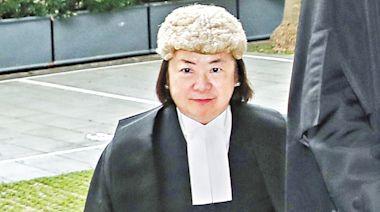 林文瀚升終院常任法官 馬道立妻無份 | 蘋果日報