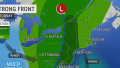 'Weather reality check' in store for Northeast after warm spell