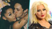 Ariana Grande Fangirls Over Christina Aguilera On Date Night With Husband Dalton Gomez: 'Screaming'