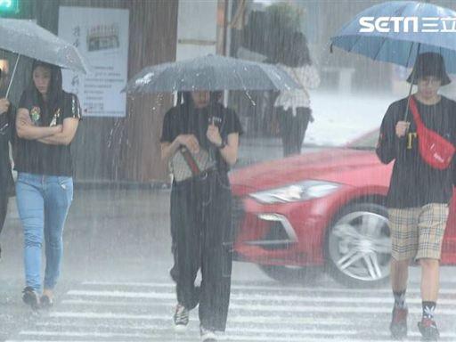 濕涼到這天!颱風「瑪瑙」下周恐生成