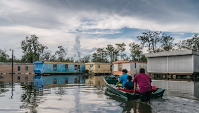 Louisianans' way of life on the coast is threatened by the very plans meant to save their wetlands and barrier islands from rising seas