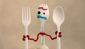 Toy Story 4' producer addresses the existential crisis created by new character Forky
