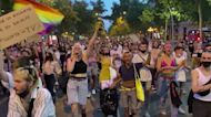 Protests in Spain against suspected LGBT hate crime