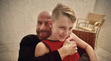 John Travolta shares birthday tribute to 10-year-old son Benjamin just months after wife's death