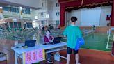 校園BNT今開打 竹縣首日5校4400多人接種