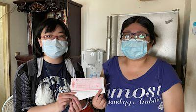 【暖流結案】130萬善款助女扛中風3至親 感恩「他們有機會好起」 | 蘋果新聞網 | 蘋果日報