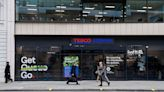 Britain's Tesco opens checkout-free store in London