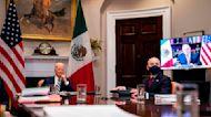 Nacho Lozano nos cuenta los momentos claves del encuentro virtual entre Joe Biden y AMLO