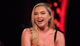Florence Pugh among stars sharing behind-the-scenes Oscars prep