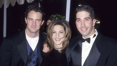 Jennifer Aniston speaks out about the 'self torture' Matthew Perry experienced on the 'Friends' set