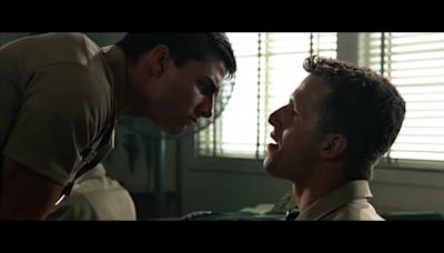 'Slider, you stink': Why Tom Cruise's pungent 'Top Gun' smackdown still ranks at 35
