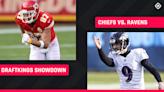 Sunday Night Football DraftKings Picks: NFL DFS lineup advice for Week 2 Chiefs-Ravens Showdown tournaments