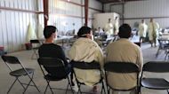 Afghan Evacuees Receive Covid-19 Testing Upon Arrival at Fort Bliss