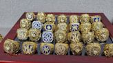 Customs officers seize fake championship rings that -- if genuine -- would have been worth nearly $2.4 million